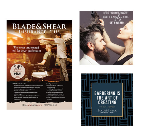 blade and shear marketing